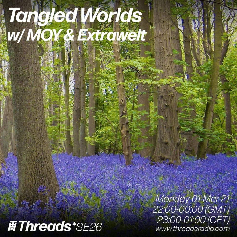 Tangled Worlds Mix